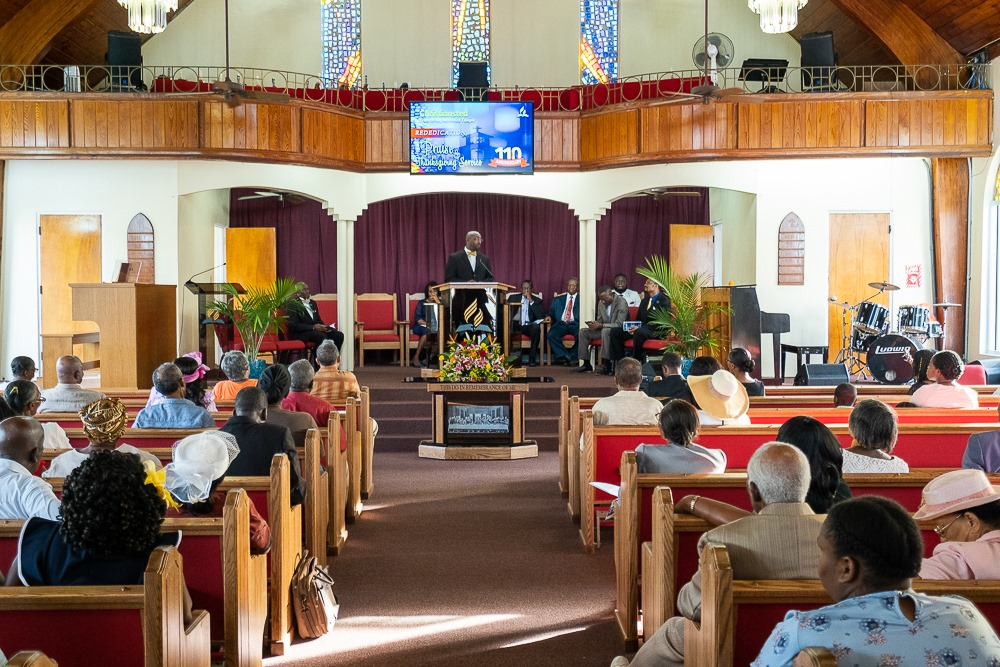 Christiansted SDA Temple Accounts for All Active Members during Pandemic