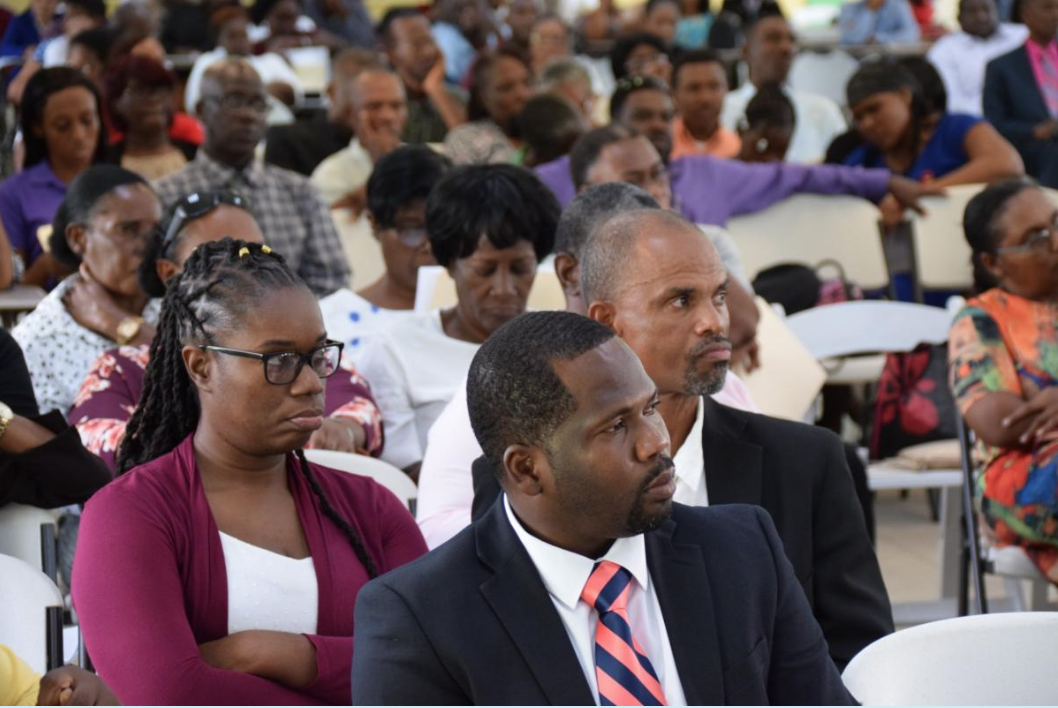 NCC Administration and Directors Train BVI Board and Committee Members