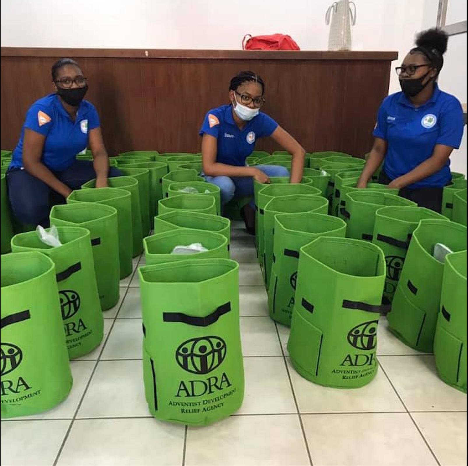 """ADRA """"Grow Bag"""" Project Expands on Sint Maarten"""