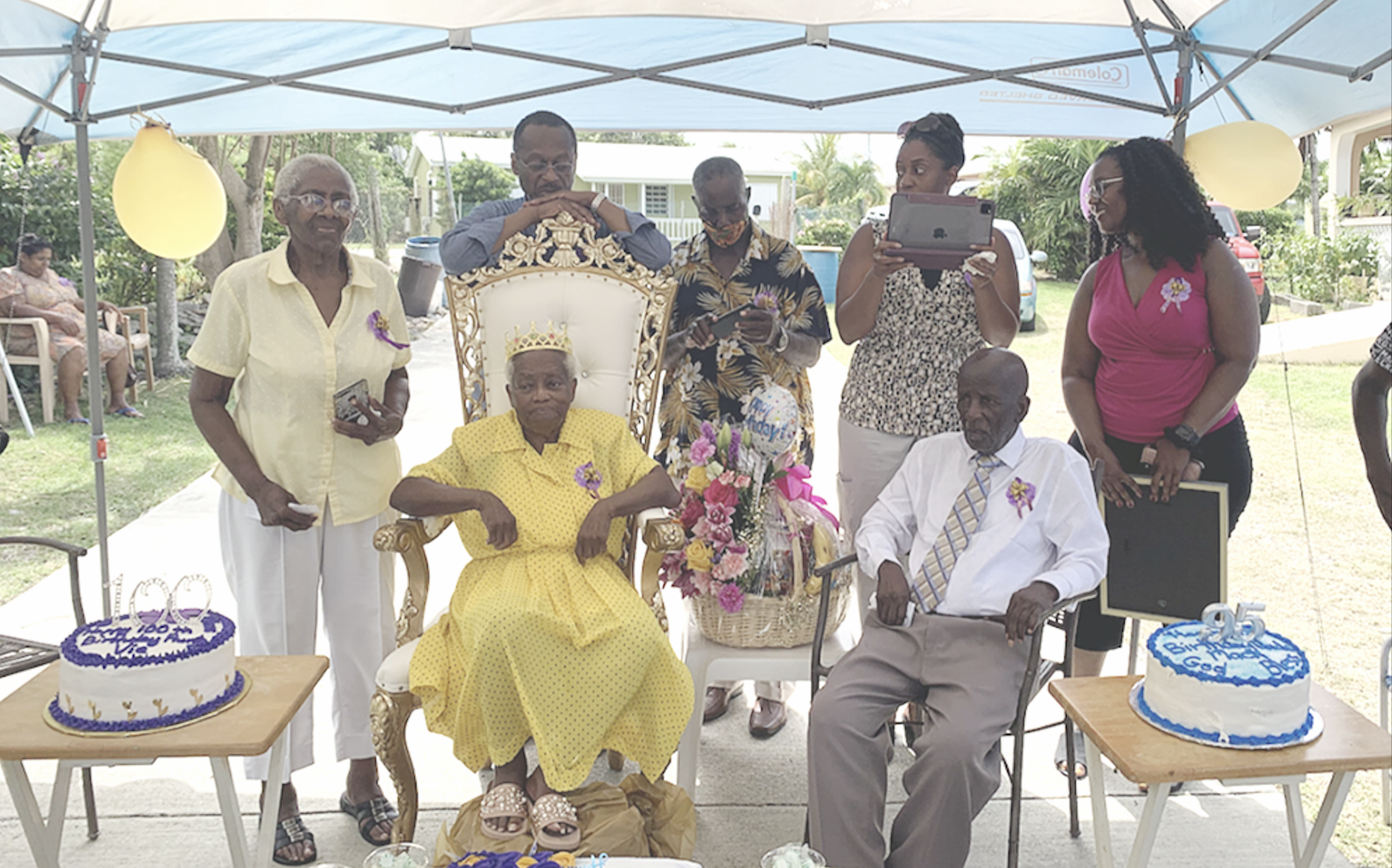 In St. Croix, Adventists Celebrate Life of Centenarian Member